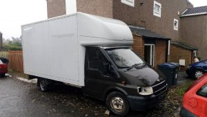van before conversion