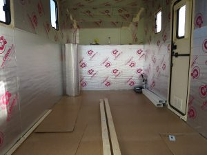hardboard floor covering