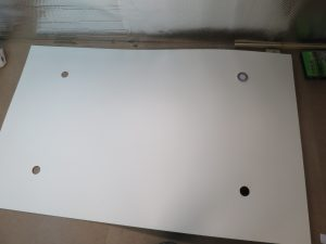 hardboard ceiling panel